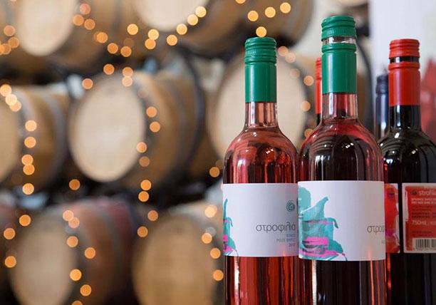 Κατασκευή Ιστοσελίδας | Στροφιλιά Wines